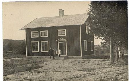 Edlunds år 1916