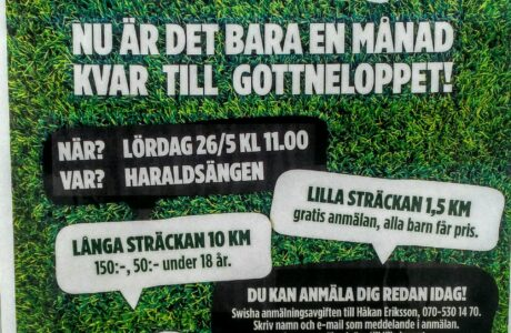 Gottneloppet 26-maj 2018
